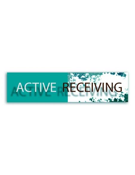 Active Receiving